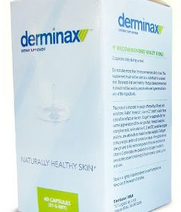 Derminax – Pozbądź się pryszczy i trądziku za pomocą jednej kuracji specjalistycznymi pigułkami!