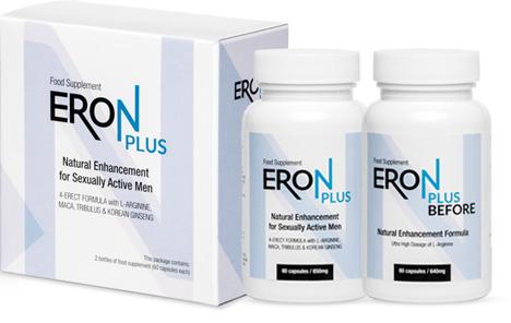 Eron Plus – Konfrontacja z zaburzeniami erekcji przenigdy nie była tak prosta! Sprawdź to sam juz dziś!