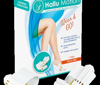Hallu Motion – najlepsza broń przeciwko halluksom. Wypróbuj już teraz!