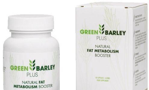 Green Barley Plus – Spróbuj maksymalną moc spalania tłuszczu i usuń toksyny!