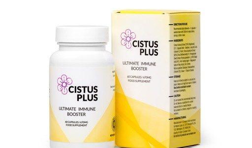 Cistus Plus – Usprawnij swój system odpornościowy dzięki innowacyjnemu środkowi jakim jest Cistus Plus!