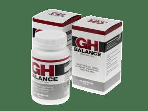 GH Balance – Uzyskaj umięśnione ciało bez zbędnego tłuszczu w kilka tygodni