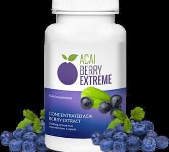 Acai Berry Extreme – silne postępowanie odchudzające w niezwykle szybkim czasie