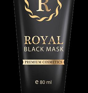 Royal Black Mask – Zadbaj o swoją cerę i zapewnij jej delikatny wygląd